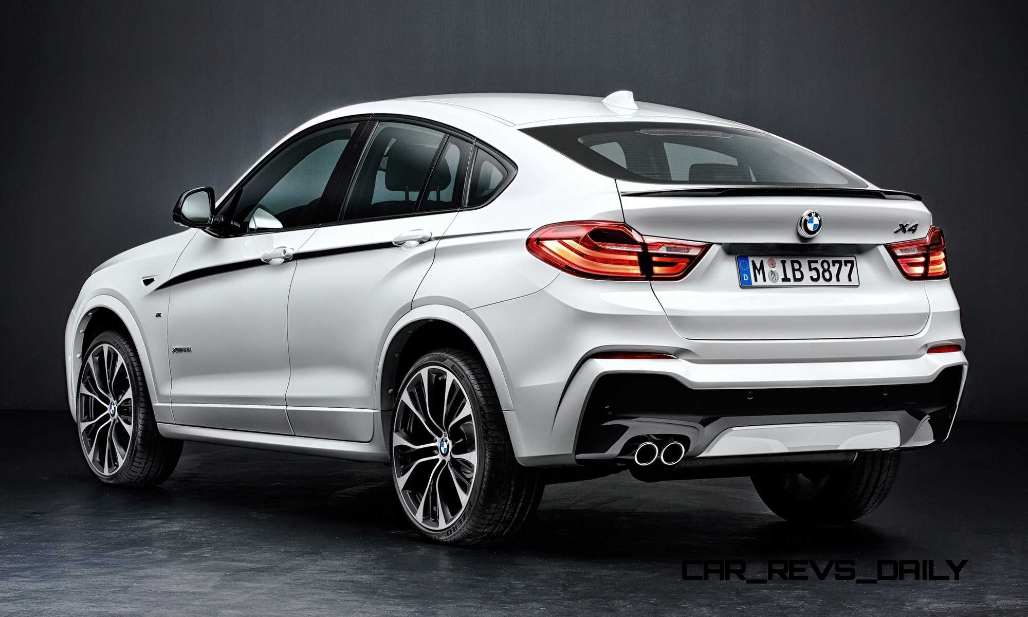 2015 bmw x4 m performance parts showcase. Black Bedroom Furniture Sets. Home Design Ideas