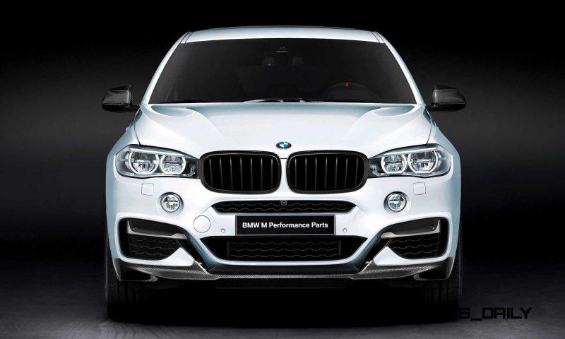 Gilft Ideas - 2015 BMW X6 - M Performance Parts Showcase 1