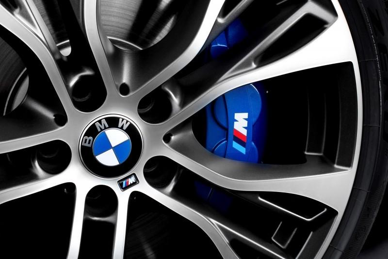 Gilft Ideas - 2015 BMW X6 - M Performance Parts Showcase 10