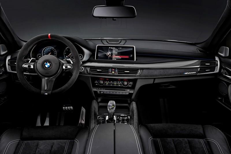 Gilft Ideas - 2015 BMW X6 - M Performance Parts Showcase 12