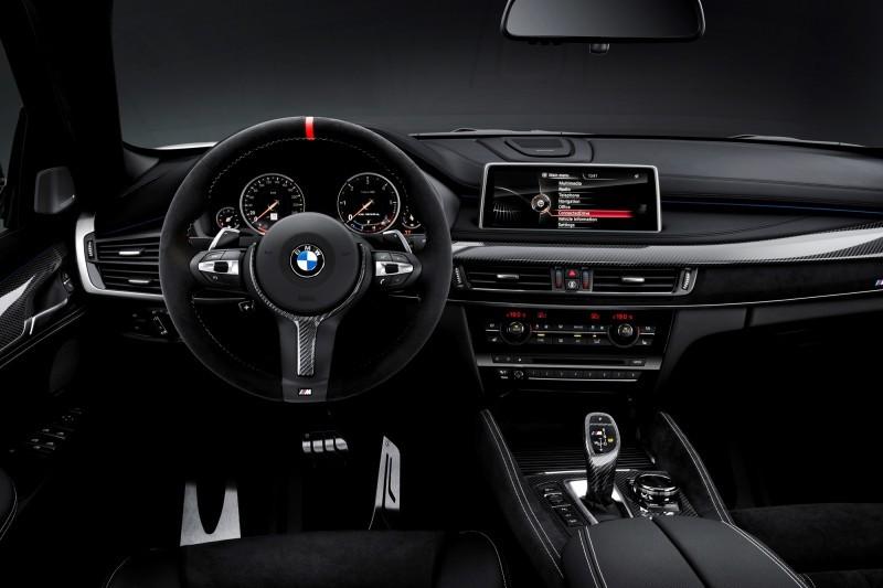 Gilft Ideas - 2015 BMW X6 - M Performance Parts Showcase 13