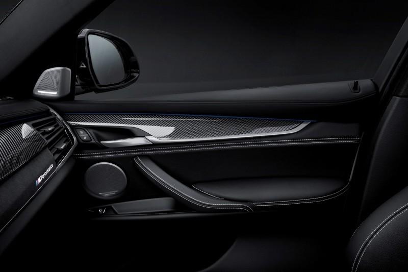 Gilft Ideas - 2015 BMW X6 - M Performance Parts Showcase 14