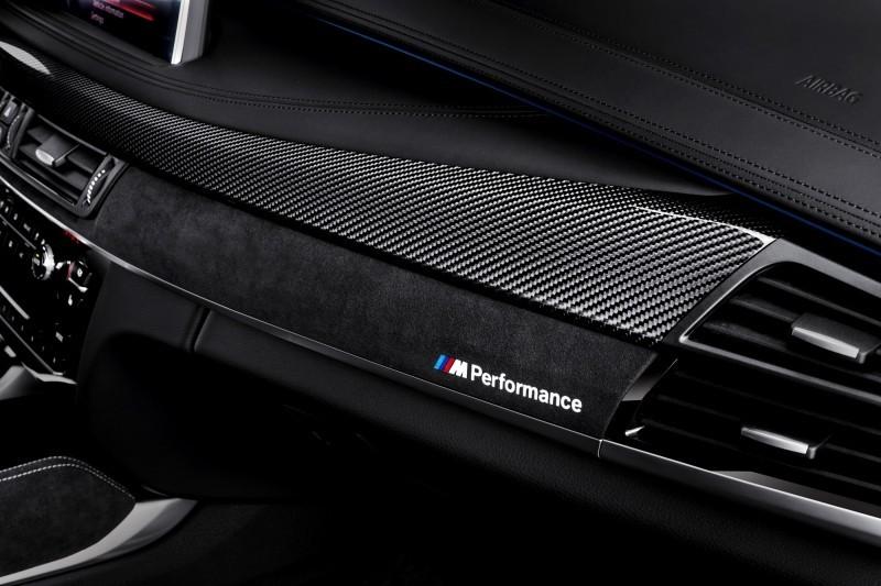 Gilft Ideas - 2015 BMW X6 - M Performance Parts Showcase 15