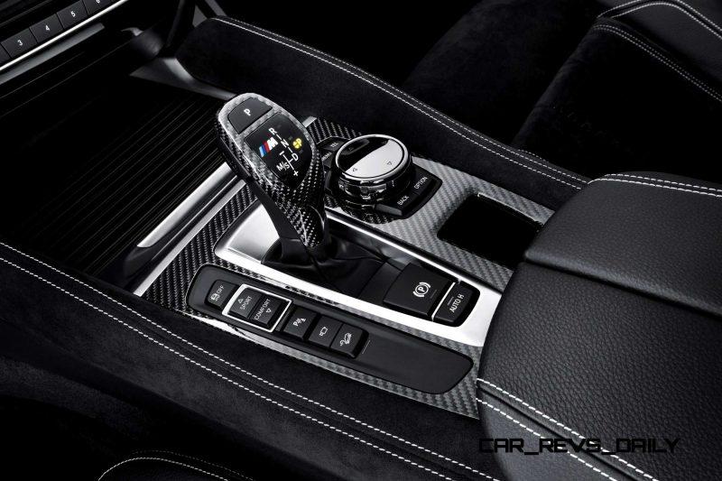 Gilft Ideas - 2015 BMW X6 - M Performance Parts Showcase 16