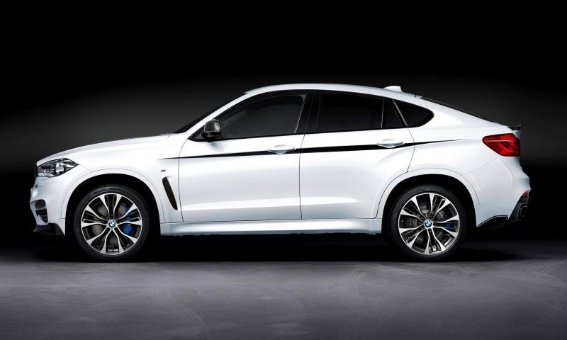 Gilft Ideas - 2015 BMW X6 - M Performance Parts Showcase 3