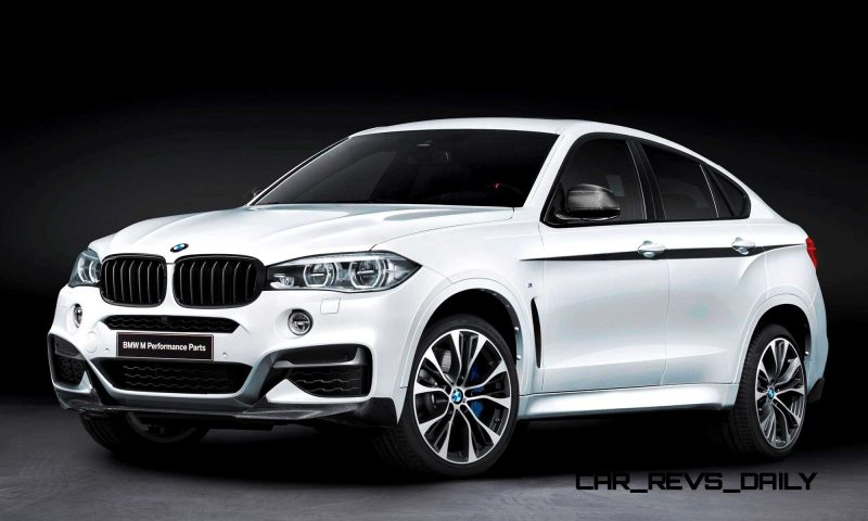 Gilft Ideas - 2015 BMW X6 - M Performance Parts Showcase 4