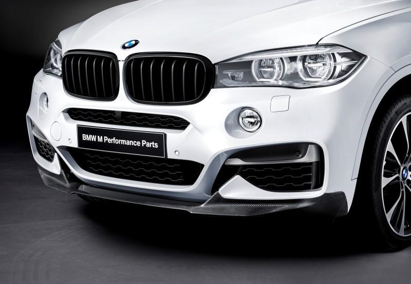 Gilft Ideas - 2015 BMW X6 - M Performance Parts Showcase 6