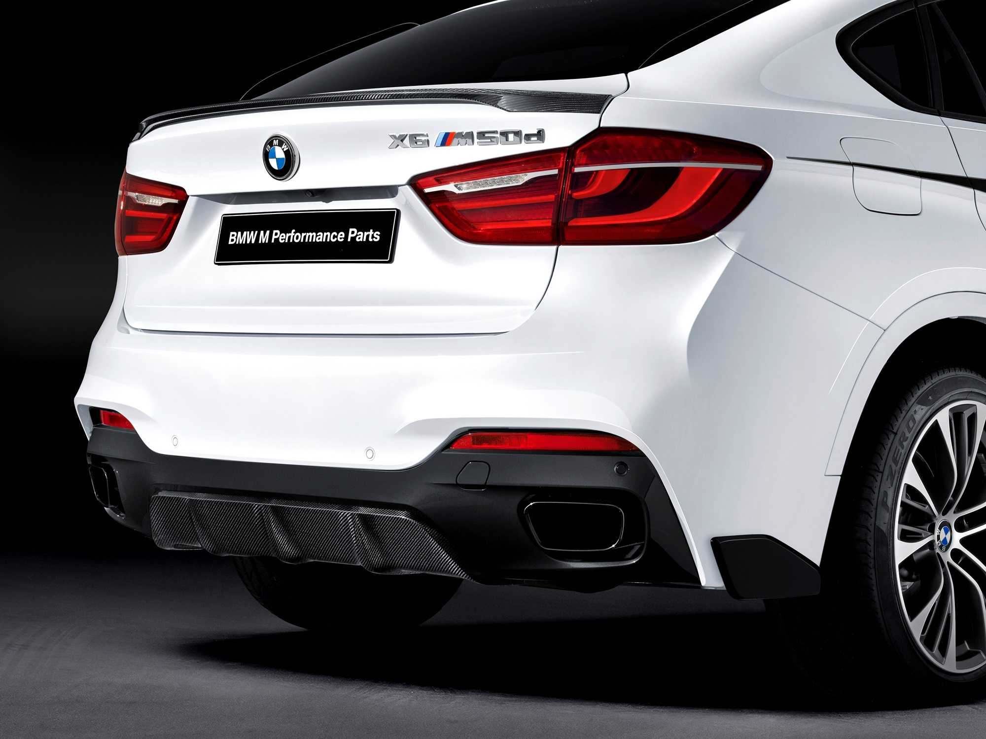 Gift Ideas 2015 Bmw X6 M Performance Parts Showcase