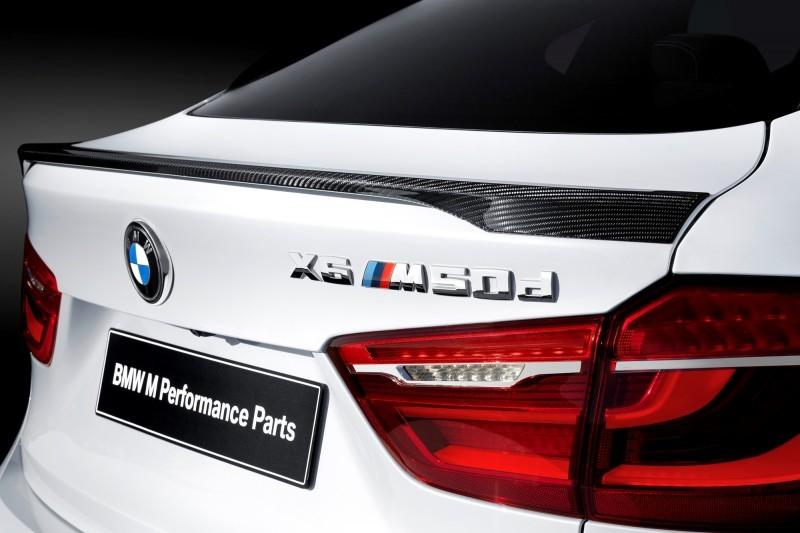 Gilft Ideas - 2015 BMW X6 - M Performance Parts Showcase 8