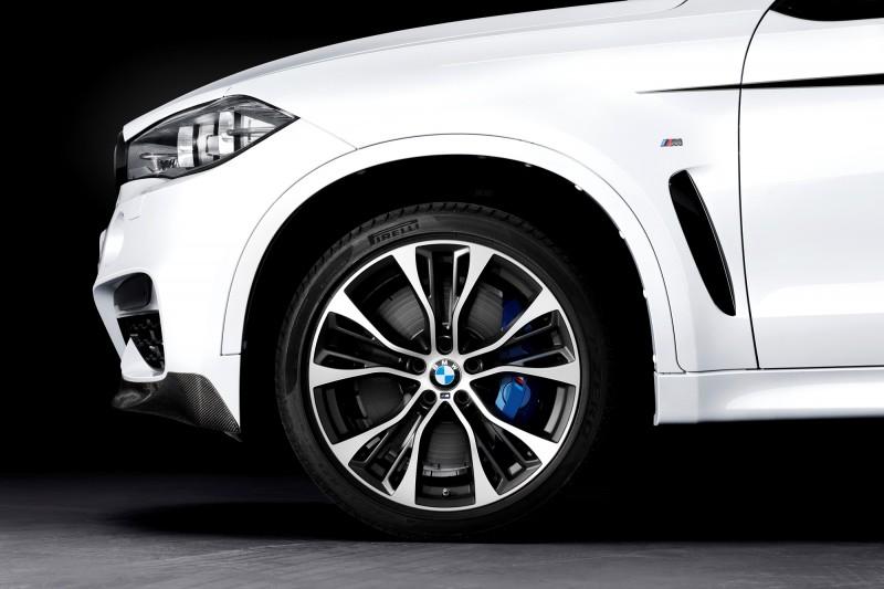 Gilft Ideas - 2015 BMW X6 - M Performance Parts Showcase 9