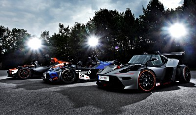 KTM X-Bow GT By WIMMER Rennsporttechnik Nearly Unbeatable With 485HP 1