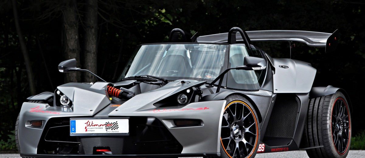 KTM X-Bow GT By WIMMER Rennsporttechnik Nearly Unbeatable With 485HP 10