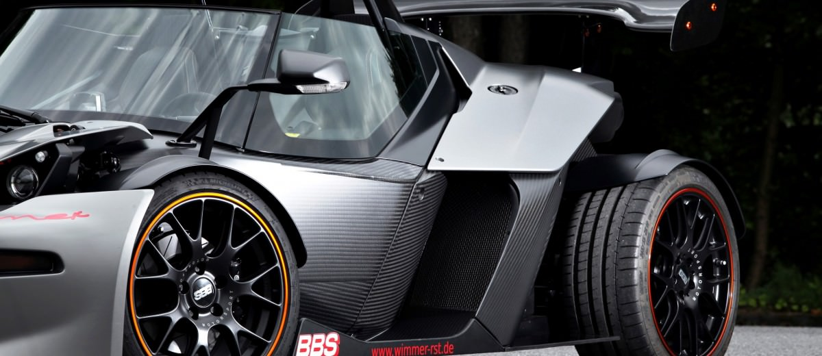 KTM X-Bow GT By WIMMER Rennsporttechnik Nearly Unbeatable With 485HP 11