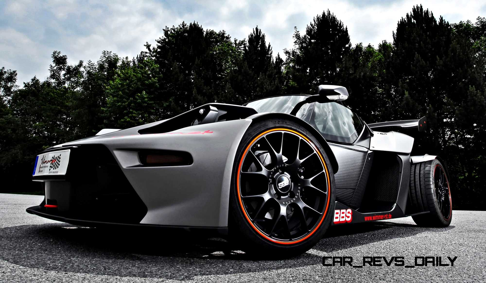 KTM X Bow GT By WIMMER
