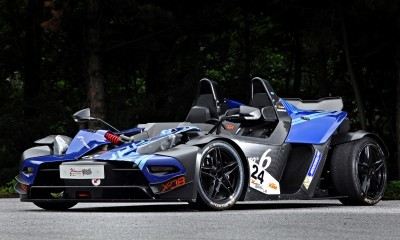 KTM X-Bow GT By WIMMER Rennsporttechnik Nearly Unbeatable With 485HP 15