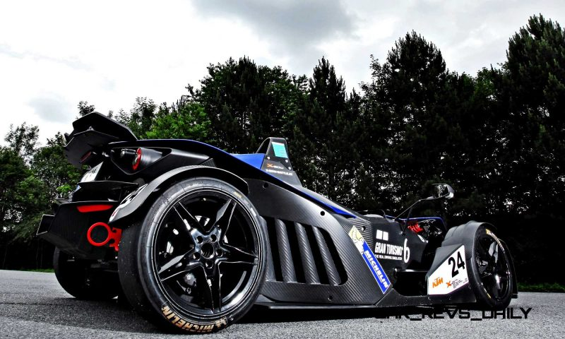 KTM X-Bow GT By WIMMER Rennsporttechnik Nearly Unbeatable With 485HP 2