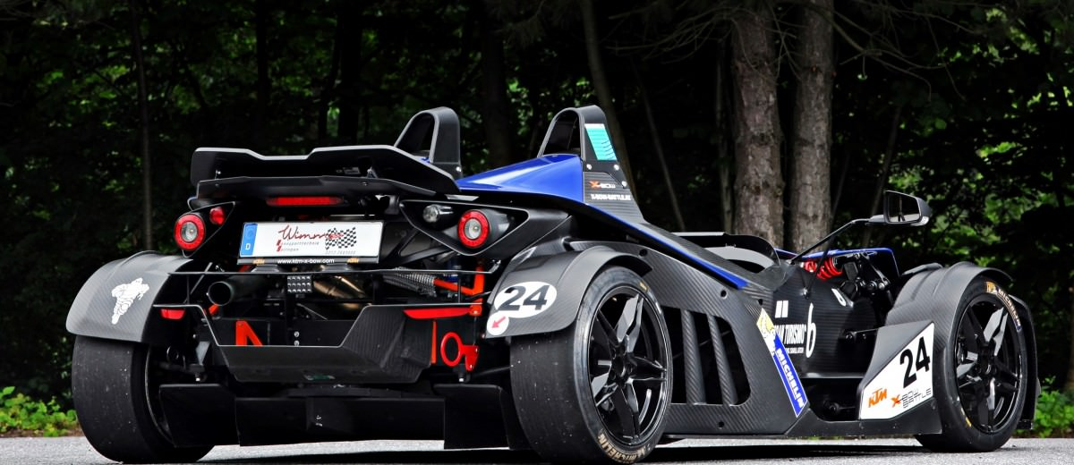 KTM X-Bow GT By WIMMER Rennsporttechnik Nearly Unbeatable With 485HP 3