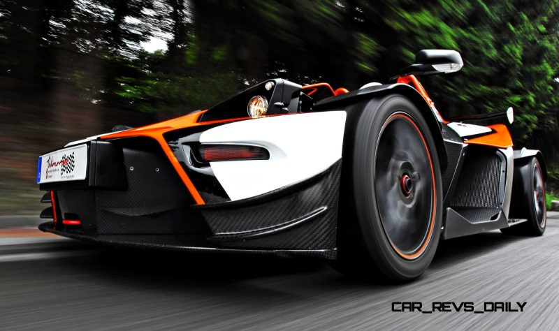 KTM X-Bow GT By WIMMER Rennsporttechnik Nearly Unbeatable With 485HP 5