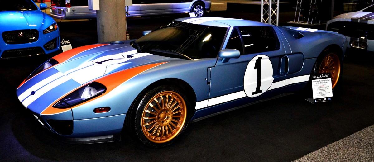 LA Auto Show 2014 - Photo Gallery 106