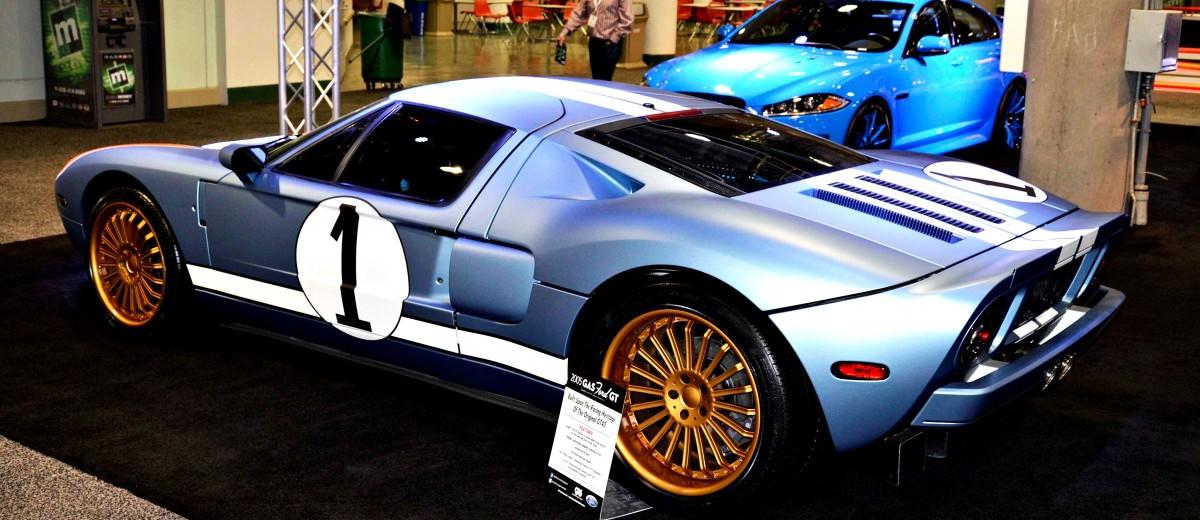 LA Auto Show 2014 - Photo Gallery 107