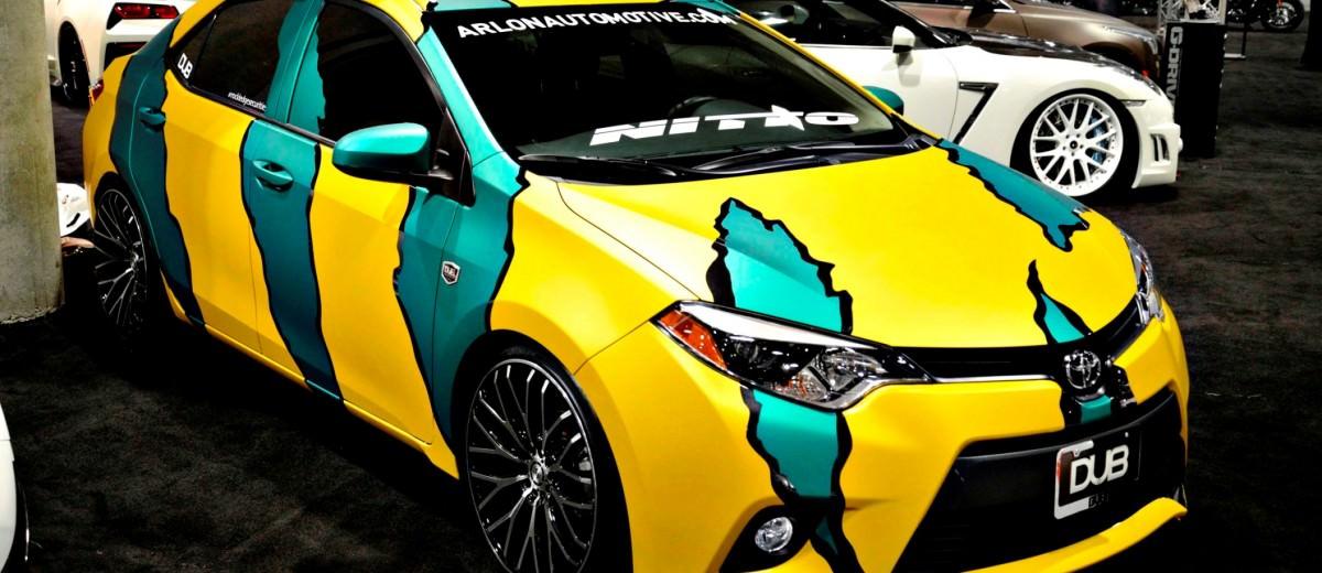 LA Auto Show 2014 - Photo Gallery 115