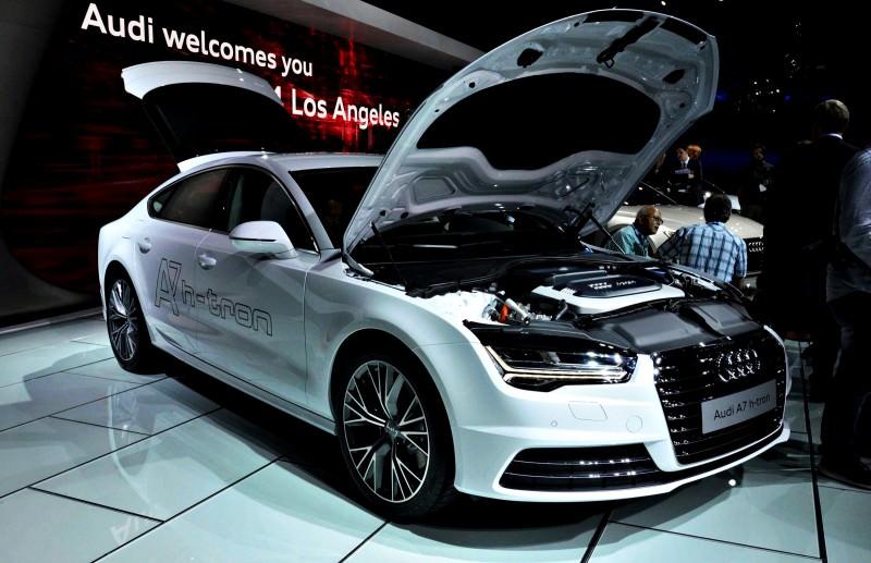 LA Auto Show 2014 - Photo Gallery 27