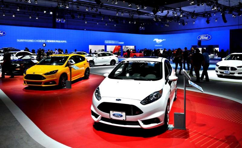 LA Auto Show 2014 - Photo Gallery 34