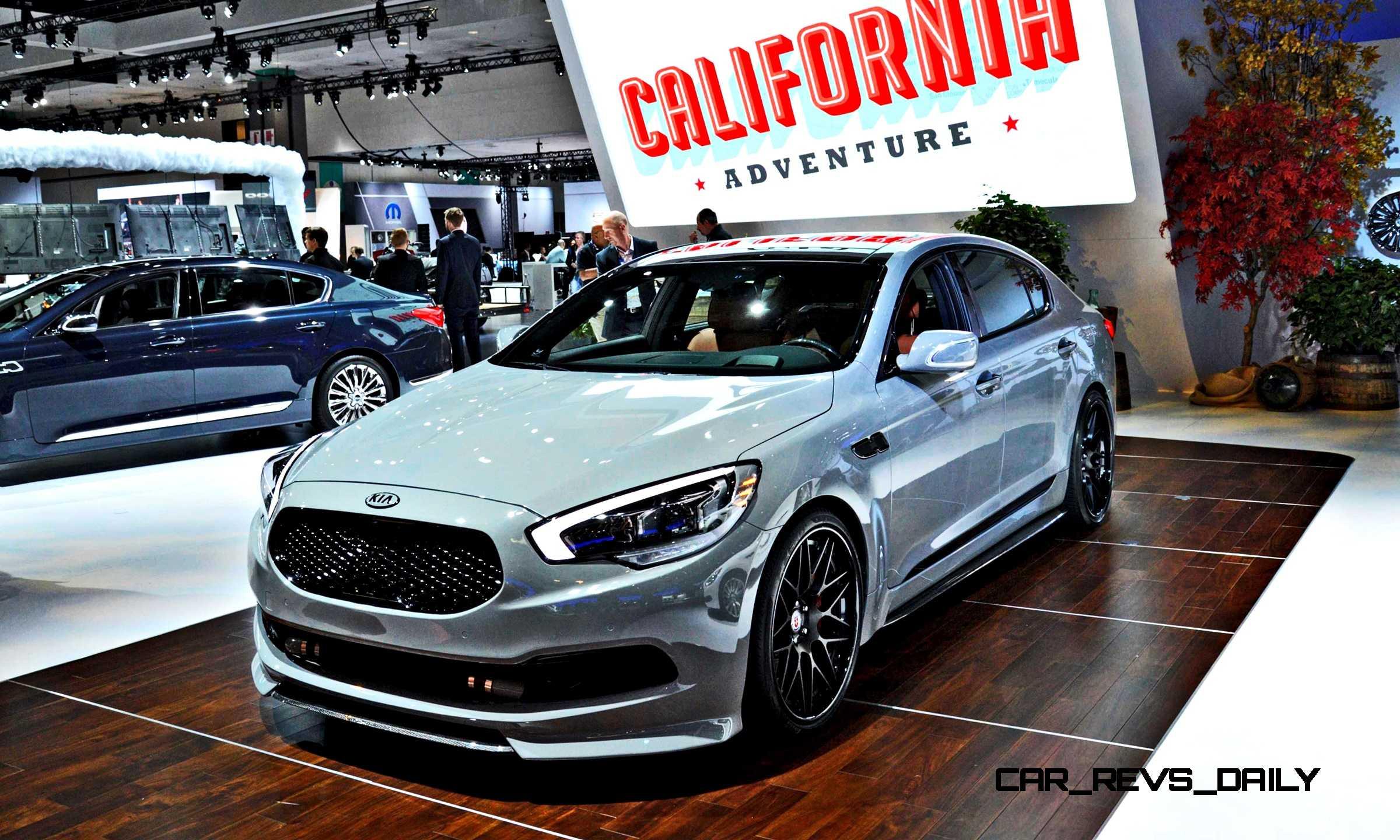 La Auto Show 2014 Photo Gallery