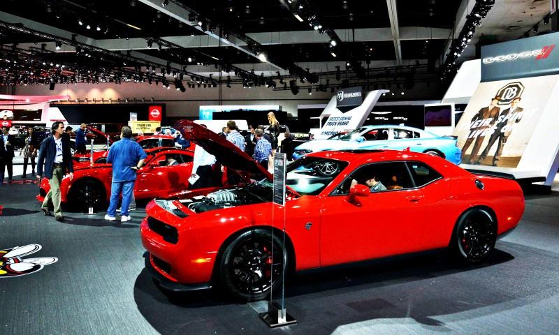 LA Auto Show 2014 - Photo Gallery 38