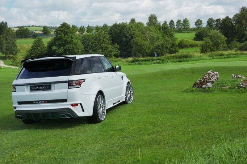 MANSORY Range Rover Sport 14