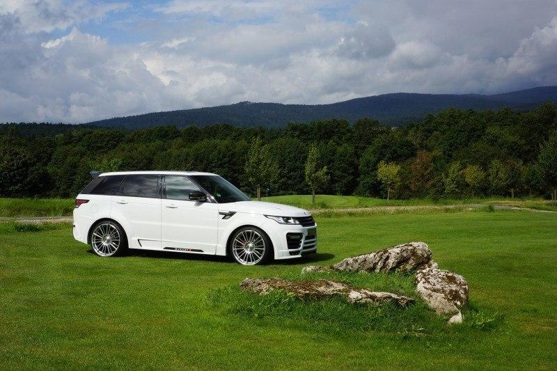 MANSORY Range Rover Sport 18