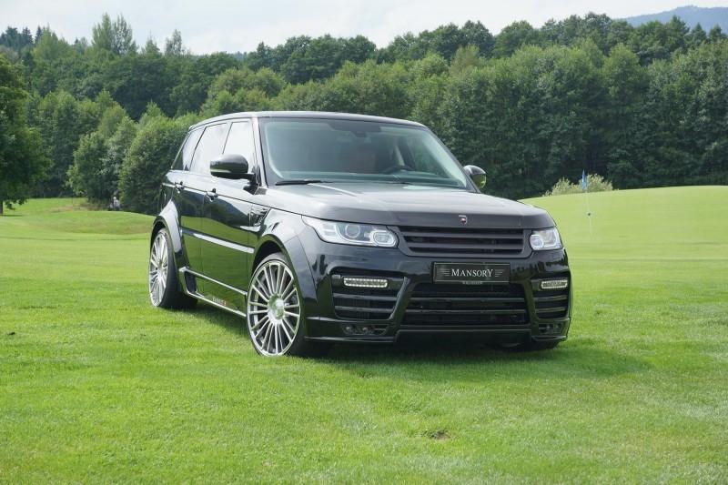 MANSORY Range Rover Sport 2