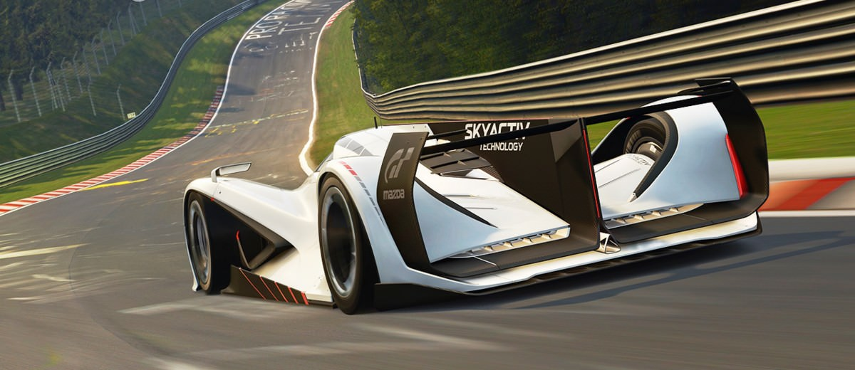 Mazda LM55 Vision Gran Turismo 1