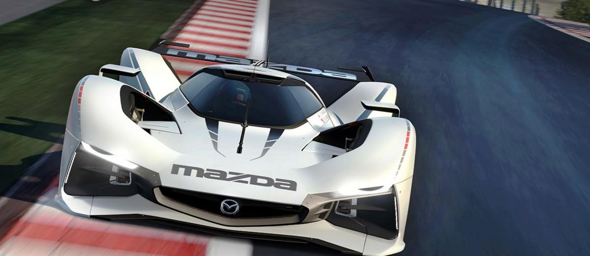 Mazda LM55 Vision Gran Turismo 10