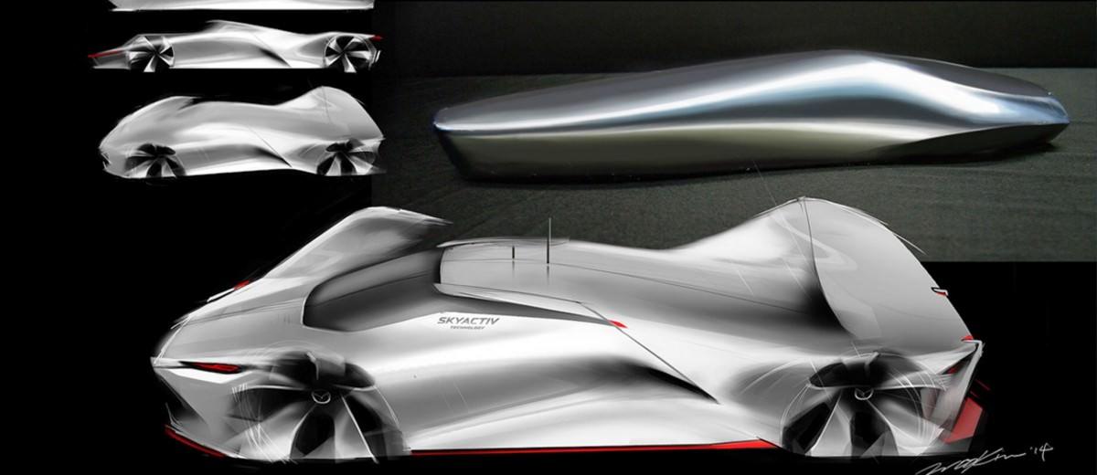 Mazda LM55 Vision Gran Turismo 11