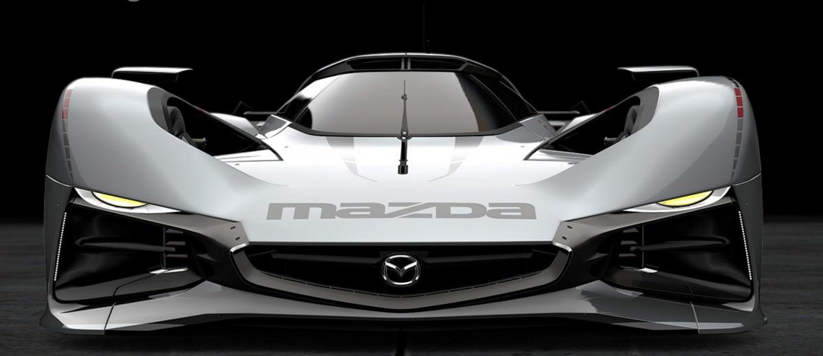 Mazda LM55 Vision Gran Turismo 15