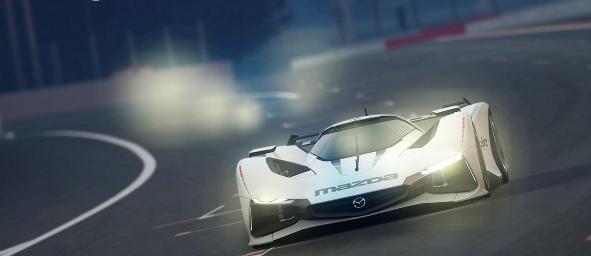 Mazda LM55 Vision Gran Turismo 17