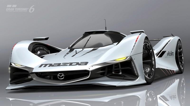 Mazda LM55 Vision Gran Turismo 18