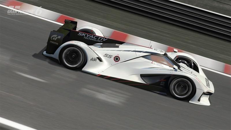 Mazda LM55 Vision Gran Turismo 2