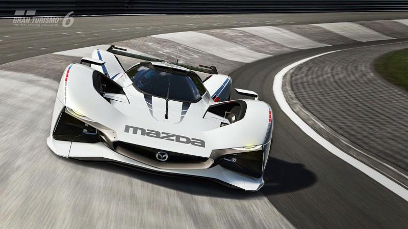 Mazda LM55 Vision Gran Turismo 21