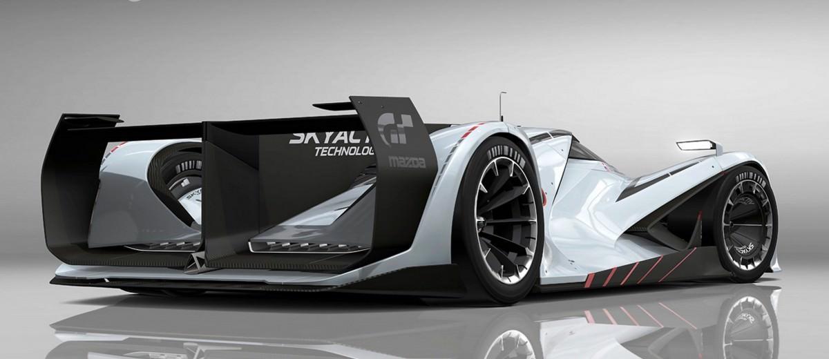 Mazda LM55 Vision Gran Turismo 3
