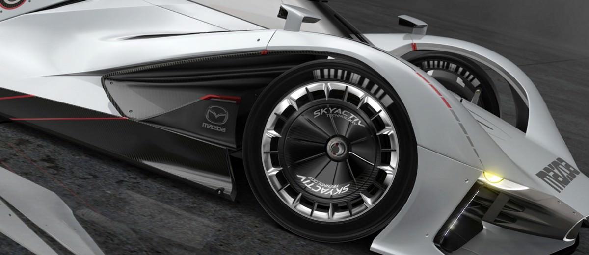 Mazda LM55 Vision Gran Turismo 4