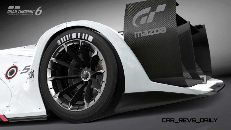 Mazda LM55 Vision Gran Turismo 5