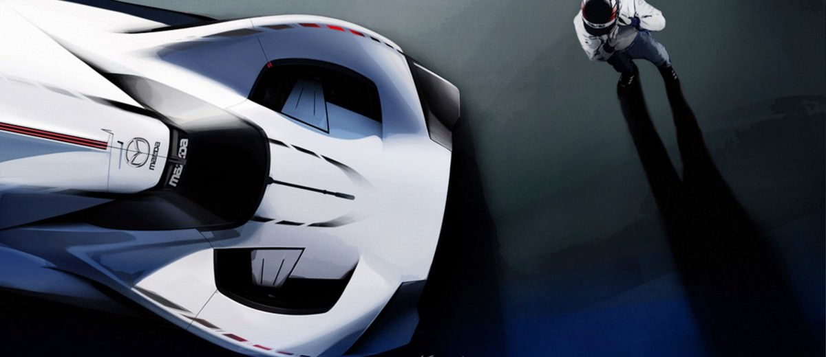 Mazda LM55 Vision Gran Turismo 7
