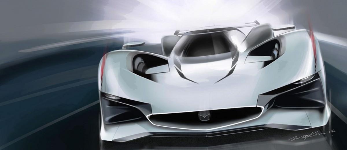 Mazda LM55 Vision Gran Turismo 9