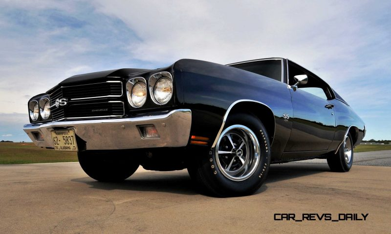 Mecum Kissimmee 2015 Preview - 1970 Chevrolet Chevelle LS6 Super Sport 11
