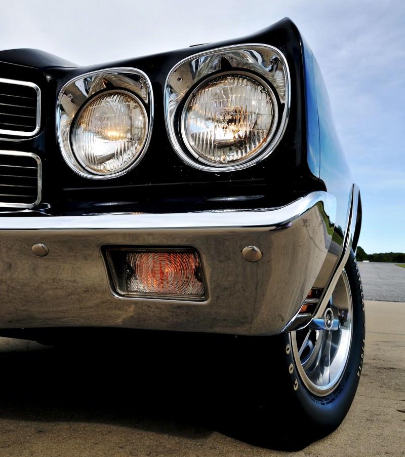 Mecum Kissimmee 2015 Preview - 1970 Chevrolet Chevelle LS6 Super Sport 13