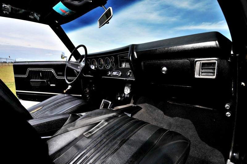 Mecum Kissimmee 2015 Preview - 1970 Chevrolet Chevelle LS6 Super Sport 5