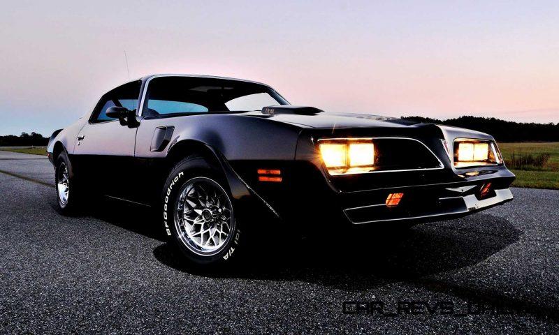 Mecum Kissimmee 2015 Preview - 1978 Pontiac Trans Am 11