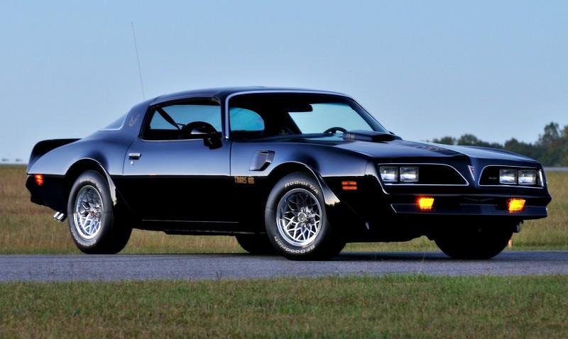 Mecum Kissimmee 2015 Preview - 1978 Pontiac Trans Am 12